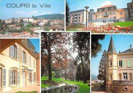 69 - Cours La Ville - Multivues - Cours-la-Ville