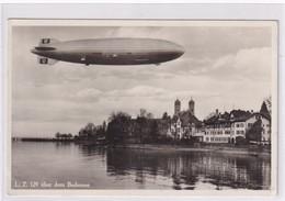 DR., Zeppelin-Karte LZ 129  - Zeppelins