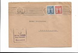 Parteibrief Aus Hannover Nach Göttingen 1940 - Cartas