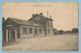 A143  CPA   PERENCHIES  (Nord)  La Gare   +++++++++++++++ - Otros Municipios
