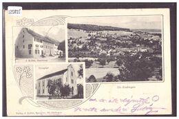 OBER ENDINGEN - SYNAGOGE - SYNAGOGUE ( JUDAISME - JUDAICA ) - J. KELLER HANDLUNG - TB - AG Aargau