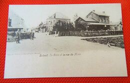 BELOEIL - La Gare Et La Rue De Mons  Vers 1906 - Belöil