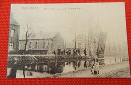 BELOEIL -   ECACHERIES  -  Les Ecoles Et Le Pont Levis Sur Le Canal Blaton-Ath - Beloeil