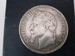 5 FRANCS NAPOLÉON.III (1870.BB) - J. 5 Francs