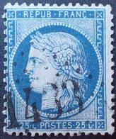 R1615/2303 - CERES N°60Ca Bleu Foncé - GC 1433 : ETABLES (Cotes Du Nord) ➤ INDICE 7 - 1871-1875 Ceres