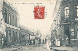 Lille Hellemmes AT 8 Rue Faidherbe Rare TBE - Lille