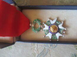 MEDAILLE CHEVALIER LEGION D'HONNEUR 29 FLOREAL AN X - Médailles & Décorations