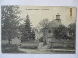 Frankreich Esclaye La Chapelle, Feldpost Landsturm Glauchau 1916 (55101) - War 1914-18