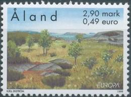 D - [50873]TB//**/Mnh-Aland          - Aland, 1999, Le Timbre, Paysages - Aland