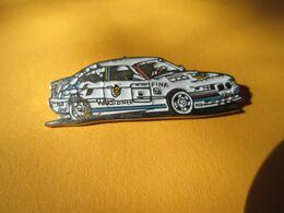 PIN'S   BMW  SERIE 3  E 36  SUPERTOURISME  FINA  WARSTEINER - BMW