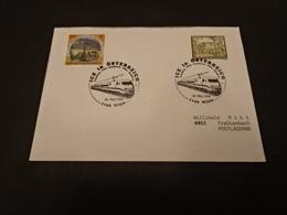 M2671-   Enveloppe Used Austria - 1998  -  Ice In Osterrech - Treinen
