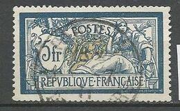 MERSON N° 123 FAUX DIT DE FORBIN OBL / RR - Used Stamps