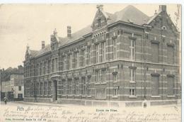 Ath - Ecole De Filles - Nels Serie 78 No 63 - 1907 - Ath