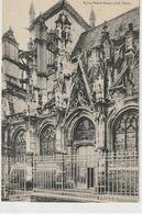 DEPT 27 : édit. C V N° 1005 : Louviers église Notre Dame Coté Nord - Louviers