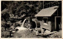 Romania 1943, Gyilkos To / Lacul Rosu, Hydropower Plant - Romania