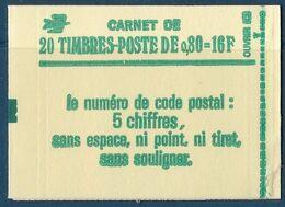 Yv 1970 C1a - Sabine 0,80 Vert - Conf. 6 - Petit Endommagement - Markenheftchen