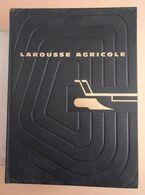 Dictionnaire - R. Braconnier  J. Glandard  - LAROUSSE AGRICOLE -  1952 - Illustré - Woordenboeken