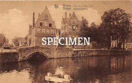 Pont De La Main D'Or -  Bruges - Brugge - Brugge