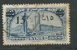 Syrie  -  Yvert N° 183 Oblitéré  -  Az 28121 - Syrie (1919-1945)