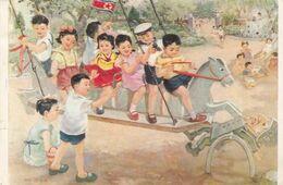 NORTH KOREA - Caza De Yanquis - Yankee Hunt - Anti USA Propaganda - Korea, North
