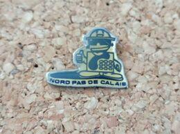 PINS TELECOM NORD PAS DE CALAIS - Mass Media