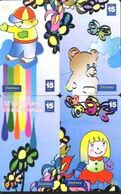 Brazil  2147 SP 2001 (puzzle) SÉRIE: Dia Das Crianças (4 Cts) - Puzzle