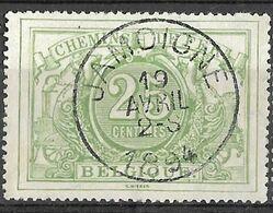 B0.310: JAMOIGNE:  TR 9: Poststempel - Oblitérés