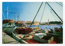 Yugoslavia - Novigrad - Port - Boats - Fishing - Jugoslavia