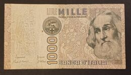 DH0904- Italy 1 Lire Banknote 1982 #HA 921884 S - [ 2] 1946-… : Républic