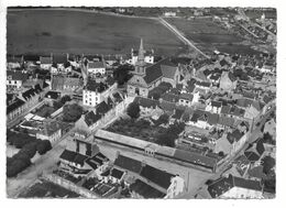 Port-Louis...(morbihan)...église Notre-dame Et Vue Générale....la France Vue Du Ciel.....cpsm...1957... - Port Louis