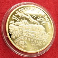 Korea North 20 Won 2003 Locomotive Rheingold - Corea Del Nord