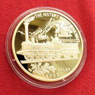 Korea North 20 Won 2003 Locomotive Adler - Corea Del Nord