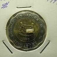 Singapore 5 Dollars 1995 - Singapore
