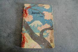 Japon 1923 - Livre Guide Des Chemin De Fer Du Japon - - Railway & Tramway