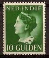 Nederlands Indie 1941 NVPH Nr 288 Ongebruikt/MH Koningin Wilhelmina - India Holandeses