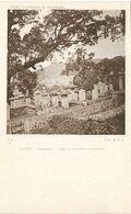 Cliché Du Docteur De Beurmann  JAPON - Nagasaki - Coin De Cimetière Bouddhiste - Autres
