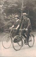 Groenendaal-Carte Photo - Ballade En Vélo ( Forêt De Soignes?? - Hoeilaart