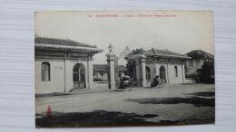 COCHINCHINE, CHOLON, ENTRÉE DE L'HÔPITAL DROUHET - Vietnam