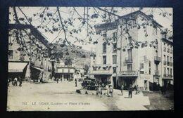 CPA - LE VIGAN (30) - Place D'Assas - Le Vigan