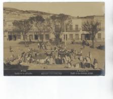 Photo  A. BRIQUET - MEXICO - AGUAS-CALIENTES - Patio De La Aduana - Old (before 1900)