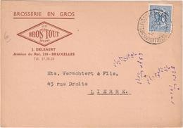 Brosserie En Gros - J. D. Bros\'Tout - Bruxelles - Bruxelles-ville