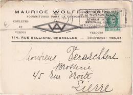 Maurice Wolff & C - Bruxelles - Bruxelles-ville