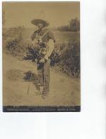 Photo  A. BRIQUET - MEXICO - Estado De Mexico - Vendedores De Pollos - Old (before 1900)