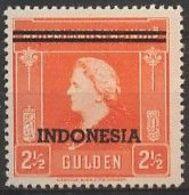 Nederlands Indie / Indonesie 1948-1949 NVPH Nr 359 Ongebruikt/MH Hulpuitgifte - India Holandeses