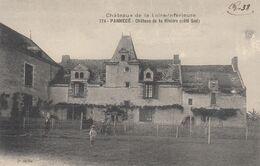 44 - PANNECE - LOIRE ATLANTIQUE - CHATEAU DE LA RIVIERE - VOIR SCANS - Other Municipalities