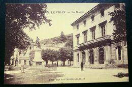 CPA - LE VIGAN (30) - La Mairie - Le Vigan