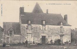 44 - LE GAVRE - LOIRE ATLANTIQUE - CHAUSSEE - VOIR SCANS - Le Gavre