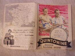 Protège-Cahier QUINTONINE AVIRON - Book Covers