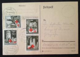 Germany, Deutsches Reich, German Empire, Poland, 1940 - Lettres & Documents