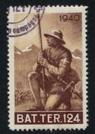 Suisse /Schweiz/Switzerland // Vignette Militaire // Troupe Territoriale, Bat.Ter.24 - Viñetas
